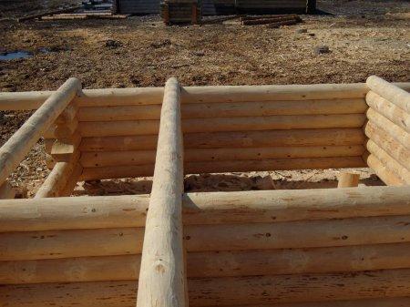 Строительство деревянного дома из сруба - этапы большого пути