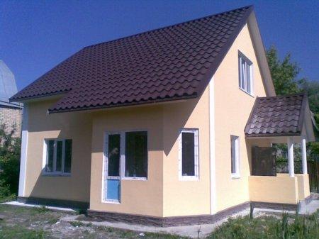 Современные дачные дома