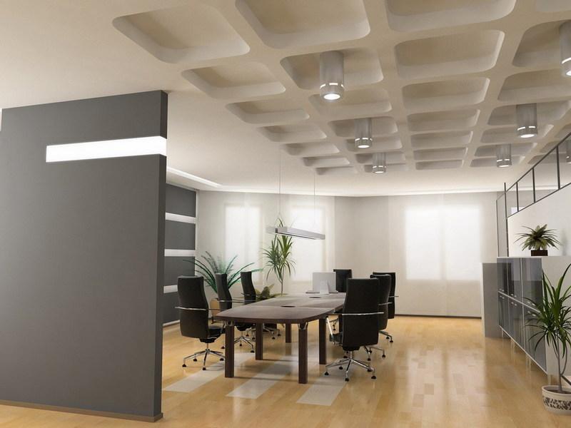 Профессиональный дизайн помещения