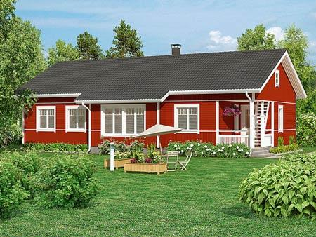 Строительство финских домиков – работа профессионалов