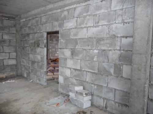 Материал для возведения стен и его особенности