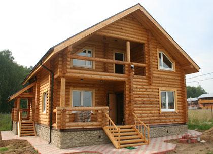 Как выбрать деревянный дом?