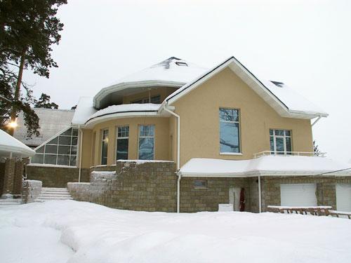 Строительство в зимнее время года