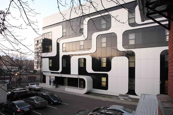 Архитектурно-строительная система нового столетия