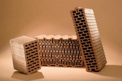 Строительство из керамических поризованных блоков - инновационный метод, позволяющий сэкономить